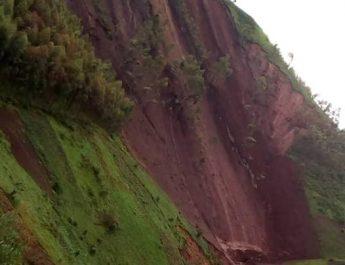 Cibitoke: plus de 25 personnes disparues dans un glissement de terrain