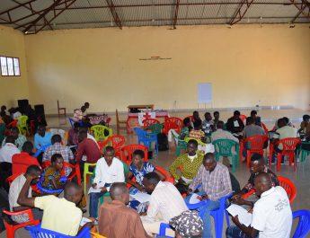 La résilience des ménages au cœur des préoccupations de la Croix-Rouge du Burundi